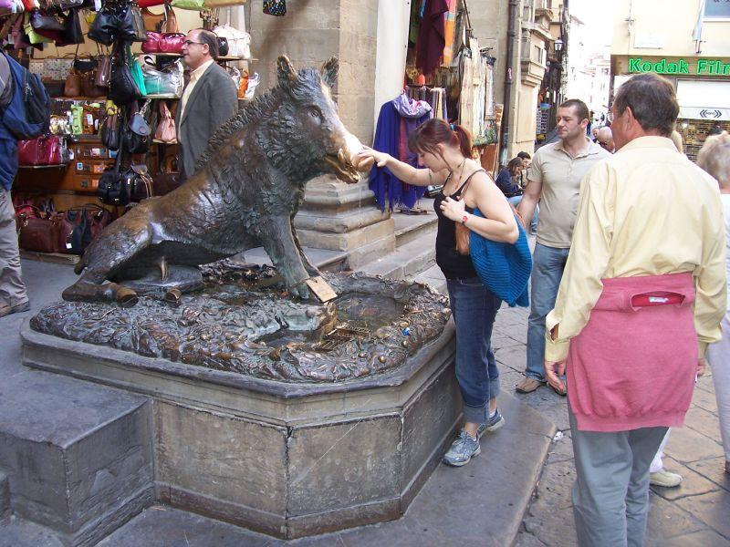 Fontana del Porcellino Firenze