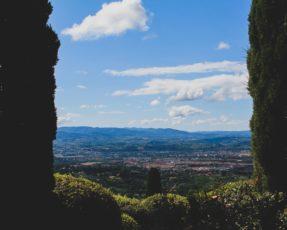 Fiesole panorama