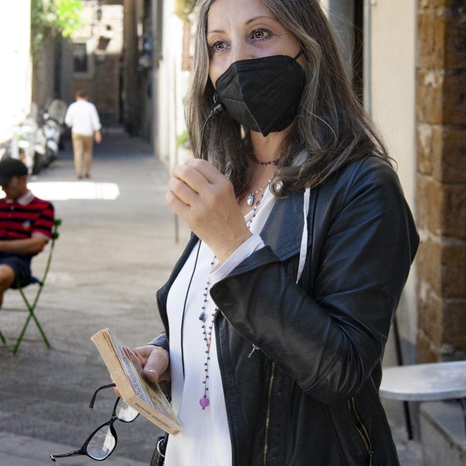 Guida turistica abilitata per Firenze Daniela Grigoli