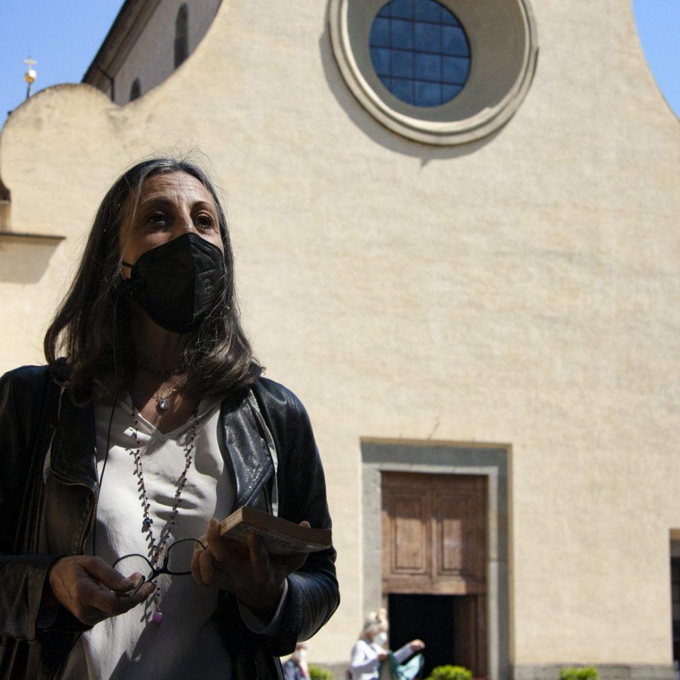 Tour guidato guida turistica Santo Spirito